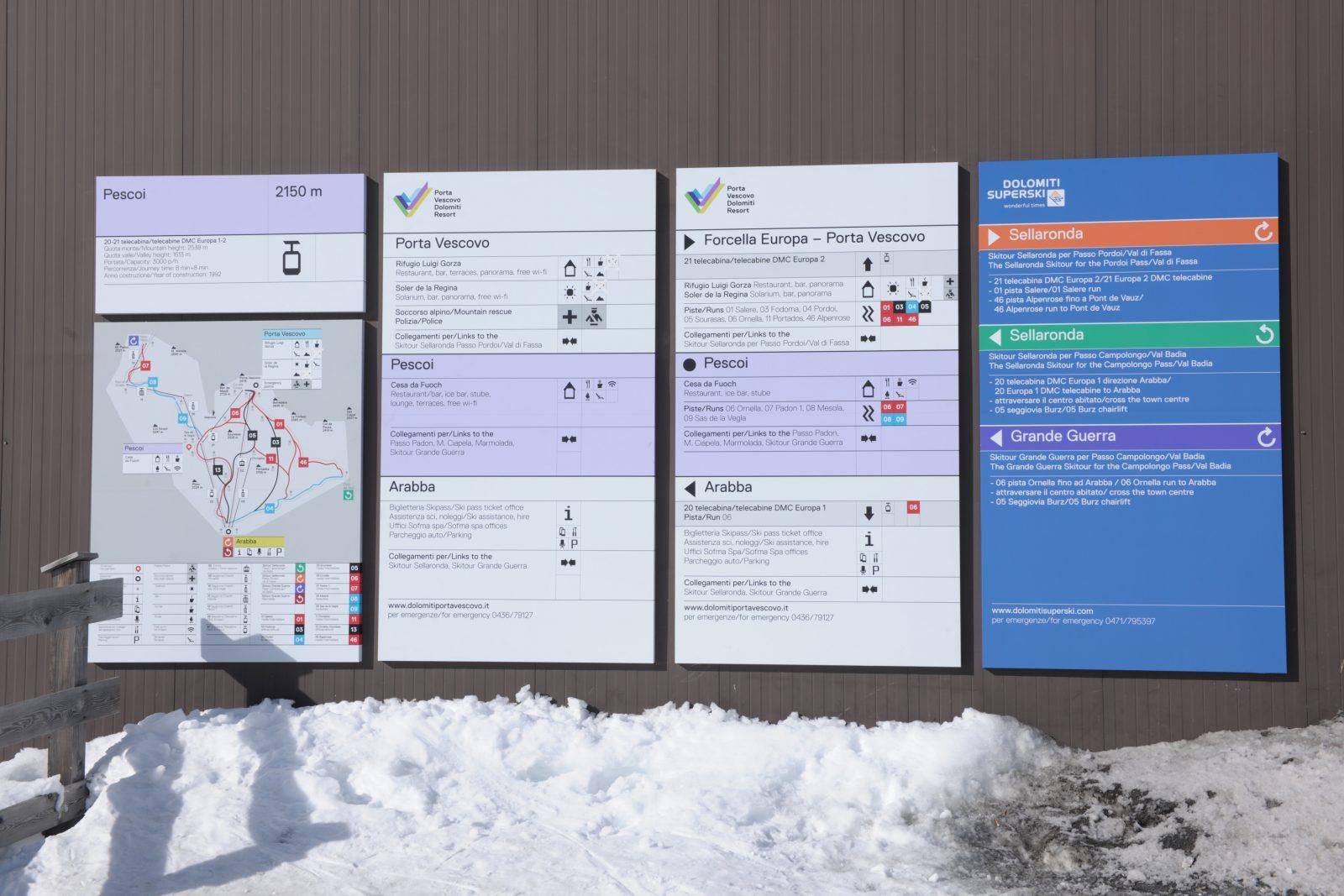 Sistema di visita Porta Vescovo Dolomiti Resort_5